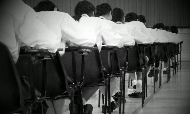 Börtönbe kerülhet, aki csal az egyetemi felvételi vizsgákon