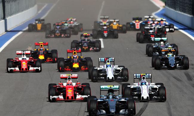 Négyből négy! Rosberg nyerte az Orosz Nagydíjat