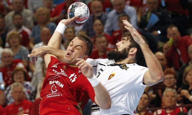 A Veszprém játékosa combizomszakadást szenvedett, kialakult a Final Four mezőnye