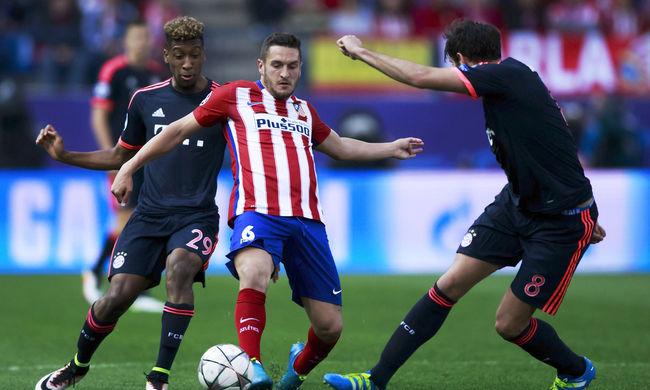 Képes lesz-e fordítani a Bayern az Atlético Madrid ellen?