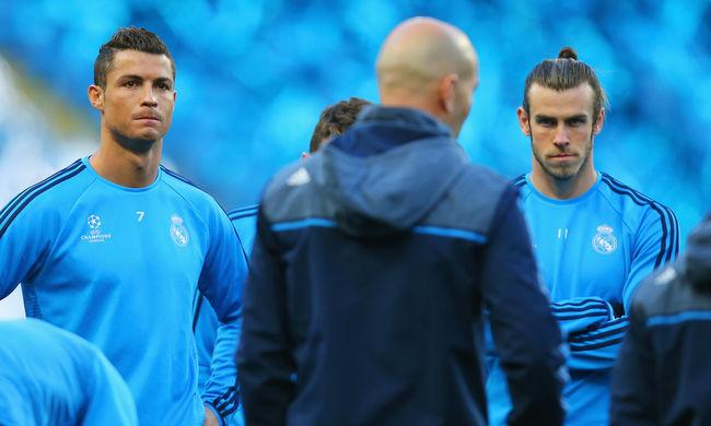 Veszélybe kerülhet Cristiano Ronaldo Eb-szereplése