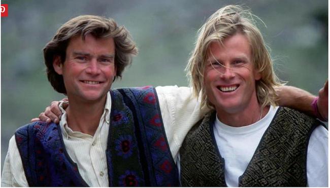 Olvadó gleccserben találták meg 16 éve eltűnt hegymászók holttestét