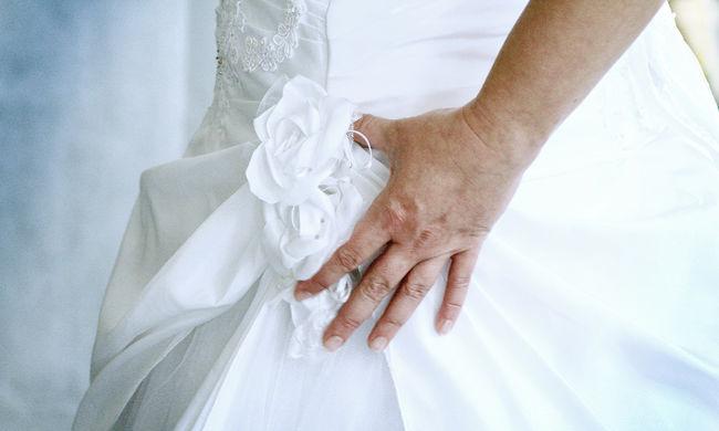 Megint egyre jobban szeretik a házasságot a magyarok