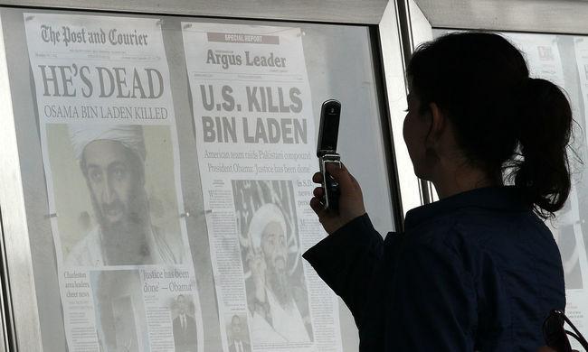 Szitává lőtték az amerikai kommandósok Bin Ládent