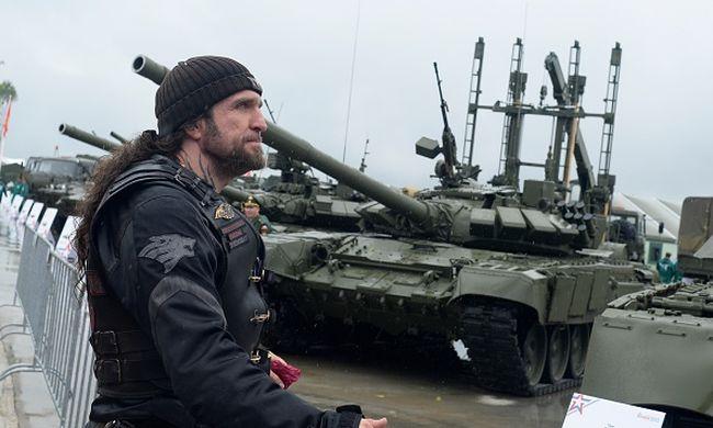 Szlovákiába ért az orosz motorosbanda, a rendőrök nem tudták még elkapni őket