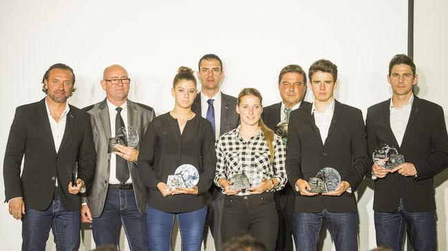 Majdnem minden díjat a Fradi nyert az MLSZ díjátadó gáláján
