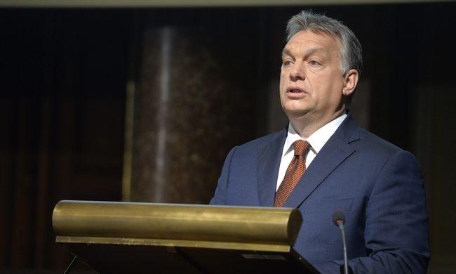 Orbán Viktor: Magyarország nélkül Európa már elesett volna