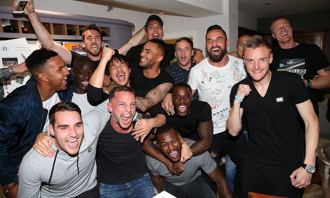 Csoda Angliában: a Leicester lett a bajnok, milliárdokat buktak a fogadóirodák