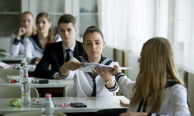 Változott a történelem érettségi tesztsora, ez vár ma a diákokra
