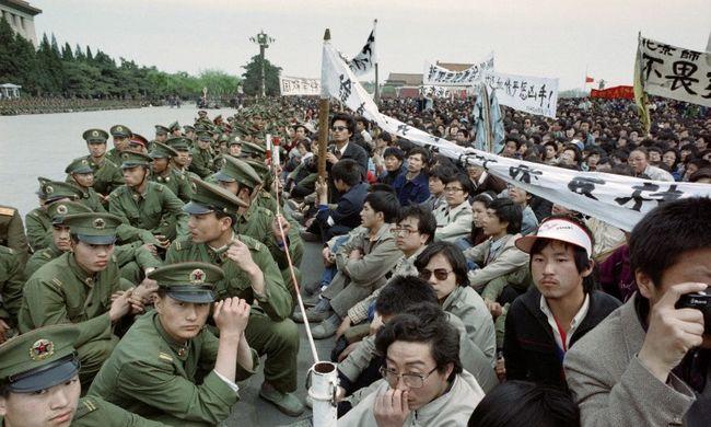Kiszabadulhat az utolsó Tienanmen téri rab