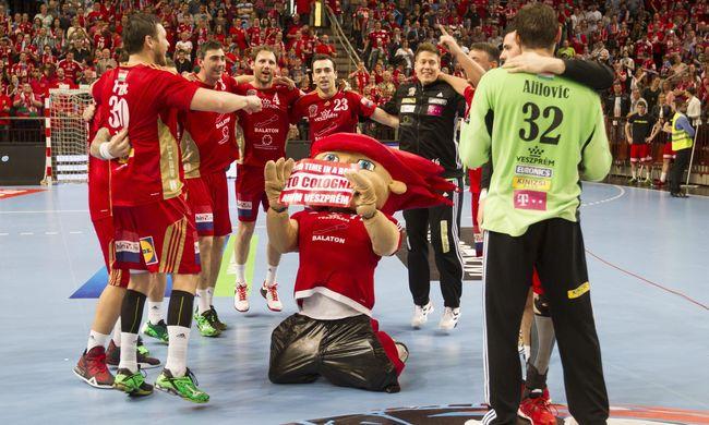 """""""Nagyon nehéz lesz"""":  a Kiel a Veszprém ellenfele a Bajnokok Ligája elődöntőjében"""
