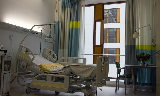 Hatalmas robbanás rázta meg a kórházat
