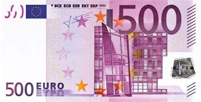 Nem lesz többé 500 eurós