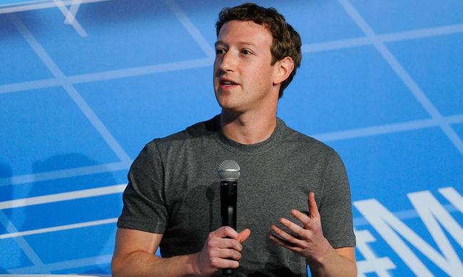 Ön mit tenne, ha a Facebook atyja beugrana vacsorára?