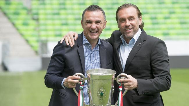 100 millió a tét az Újpest-Fradi kupadöntőn