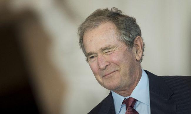 Amerikai előválasztás - Sem az idősebb, sem az ifjabb Bush nem támogatja Donald Trump elnökjelöltségét