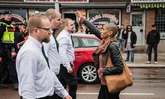 Egyedül szállt szembe 300 nácival egy svéd nő