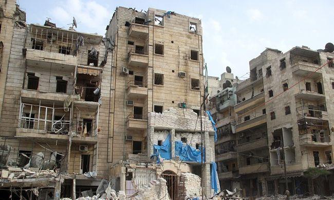 Embertelen: kórházat és pékséget bombáztak