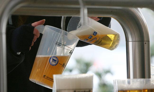 Ingyen sört osztanak Dárdaiék utolsó hazai meccsén
