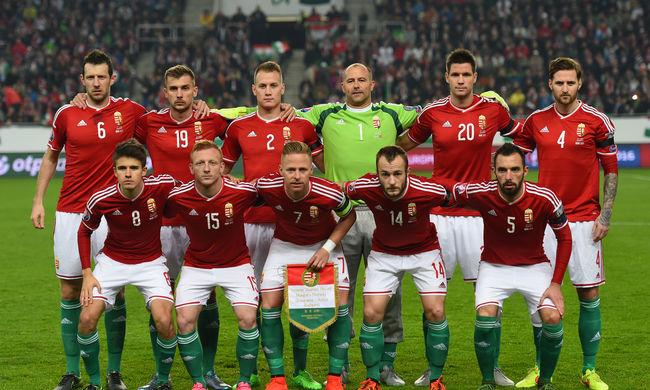 FIFA-világranglista: 18. helyen áll Magyarország