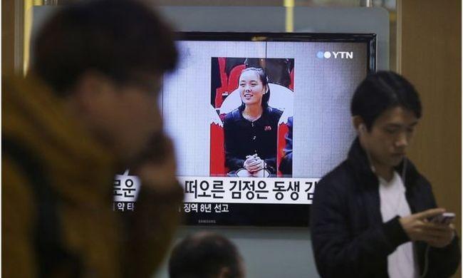 Ő Kim Dzsong Un szelíd arcú húga, hatalmat kaphat a pártkongresszuson