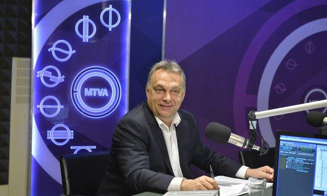 """""""Ez egy gyomorszájra mért ütés"""" - így látja Orbán az Európai Bizottság javaslatát"""