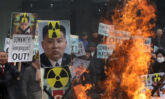 Újabb háború fenyeget? Újra robbantani akar Észak-Korea