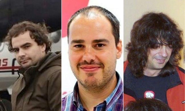 Kiszabadult három spanyol újságíró szíriai fogságából
