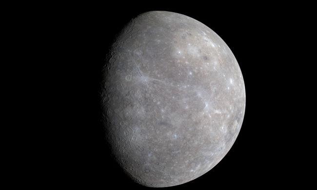 Ritka csillagászati jelenség lesz hétfőn: a Merkúr elhalad a Nap előtt