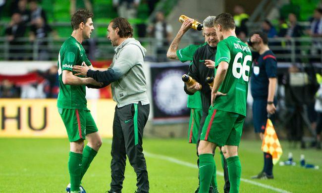Gera góljával a Fradi nyerte meg a Magyar Kupát