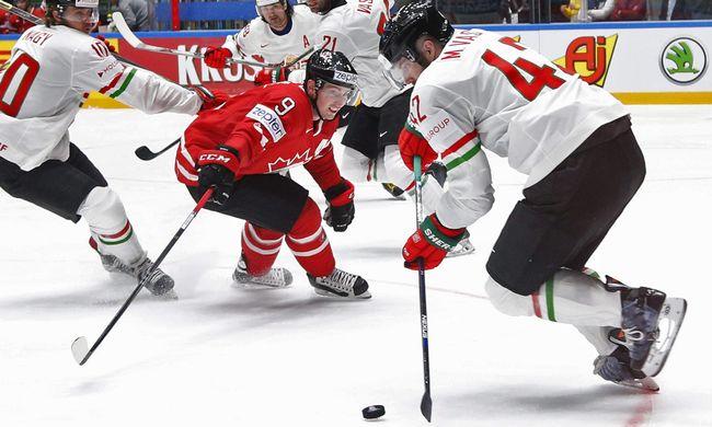 Kulcsmérkőzés vár a magyar jégkorong-válogatottra