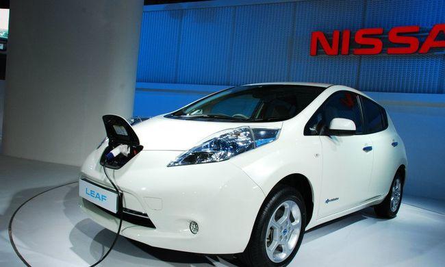 Több az elektromos töltőállomás Japánban, mint a benzinkút