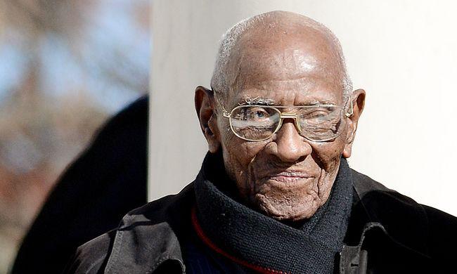 110 éves az Egyesült Államok legidősebb háborús veteránja