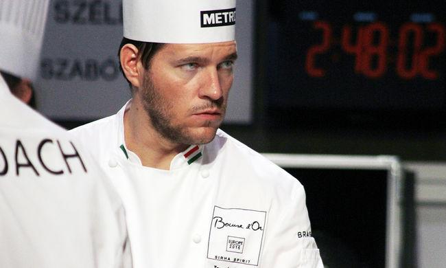 Bravúr! Magyarország nyerte a szakácsversenyt
