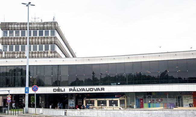 Két hétre bezár a Déli pályaudvar, erre készüljön