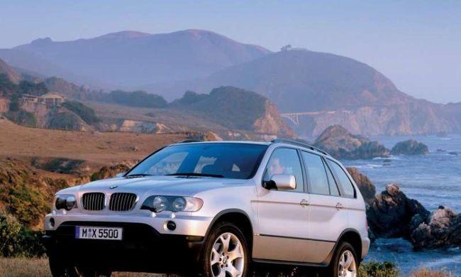 A tíz legmeghatározóbb BMW modell - BMW X5