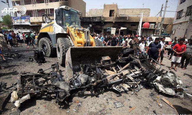 3 rendőr halt meg egy újabb bagdadi merényletben
