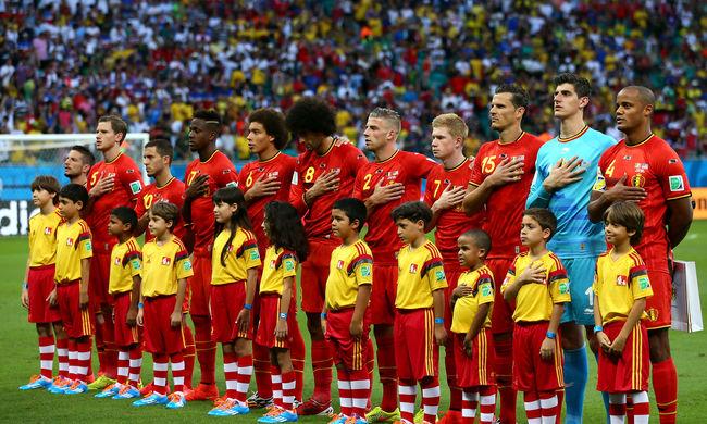 Megvan a belgák kerete is, az Európa-bajnokság egyik esélyesei lesznek