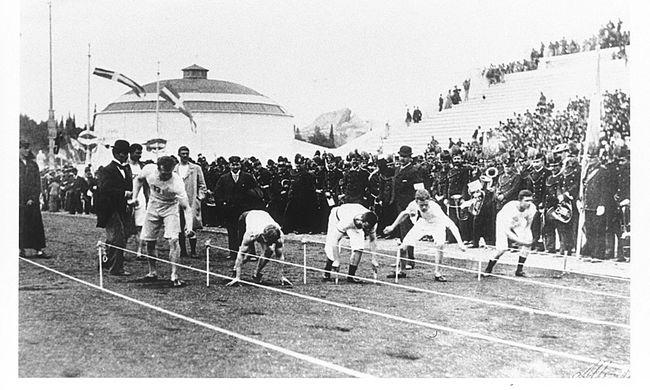 Magyarok az olimpián: matrózok mentették meg Hajós Alfrédot a pireuszi öbölben
