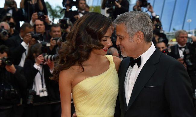 George Clooney felesége beperli az Iszlám Államot