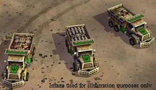 Videójáték képét tette ki a nagykövetség az iszlamista vegyifegyverek helyett