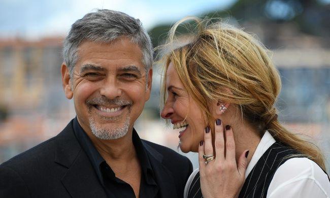 George Clooney és Julia Roberts elvarázsolta a közönséget - galéria