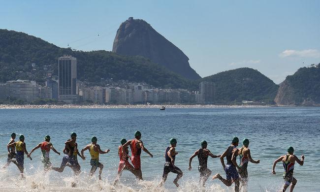 Három triatlonos is kijutott a riói olimpiára