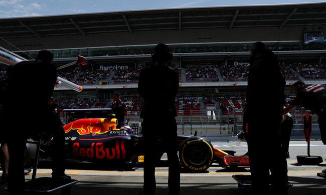 Hamilton nyerte a Spanyol Nagydíj időmérőjét