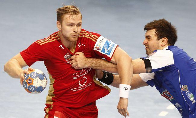 Óriási lépést tett a Veszprém a kézilabda bajnoki cím felé