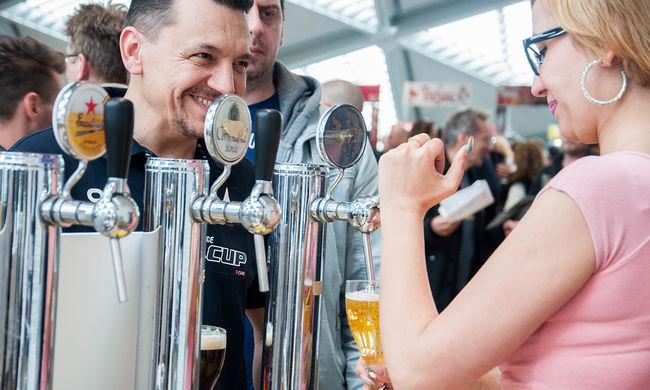 A sörök mennyországa: ilyen volt a Belga Sörfesztivál - Képgaléria!