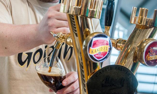 Három kilométeres sörvezeték épül, a befektetők életük végéig csapolhatják