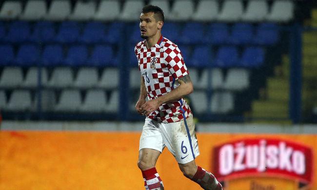 Összeveszett a kapitánnyal a Liverpool horvát védője, nem utazik az Európa-bajnokságra