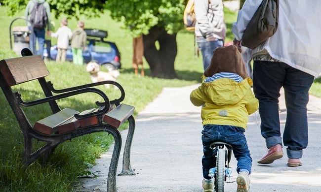 Nem mindegy, melyik biciklit használja a gyerek: ötből négy veszélyes