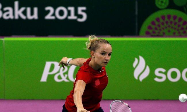 Kijutott az olimpiára a sportszerű magyar tollaslabdázó
